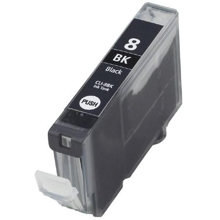 Compatible Black Canon CLI-8BK Ink Cartridge (Replaces Canon 0620B001)