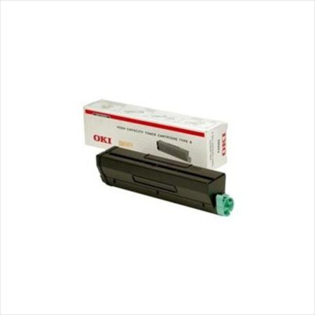 OKI 01101202 Black Original High Capacity Black Toner Cartridge
