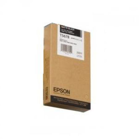 Epson T5678 (T567800) Matte Black High Capacity Original Ink Cartridge
