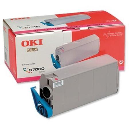 OKI 41304210 Original Magenta Toner Cartridge