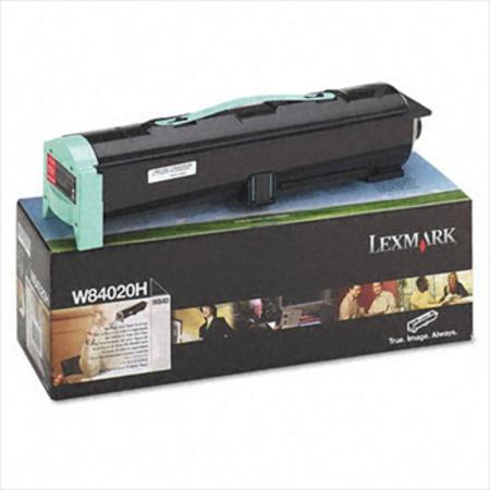 Lexmark W84020H Original Toner Cartridge