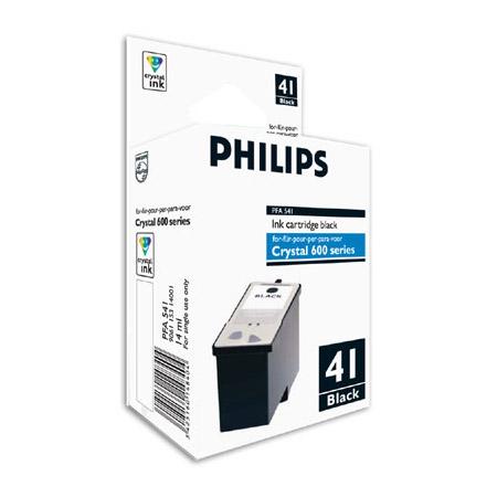 Philips PFA541 Black Ink Cartridge