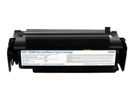 Dell 593-10024 (2Y666) Black Original Standard Capacity Toner Cartridge