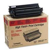 Lexmark 1380520 Original Black High Capacity Toner Cartridge