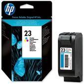 HP 23G Tri-colour Original Low Capacity Inkjet Cartridge