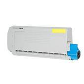 Compatible Yellow OKI 43381905 Toner Cartridge