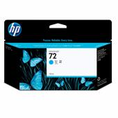 HP 72 Cyan Original High Capacity Ink Cartridge with Vivera Ink