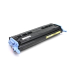 Compatible Yellow HP 124A Toner Cartridge (Replaces HP Q6002A)