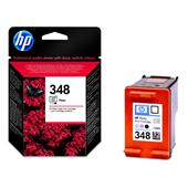 HP 348 Photo Original Specialty Inkjet Print Cartridge with Vivera Inks