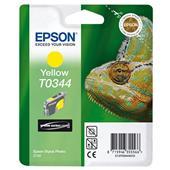 Epson T0344 (T034440) Yellow Original Ink Cartridge (Chameleon)