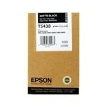 Epson T5438 (T543800) Matte Black Original Ink Cartridge (110 ml)