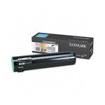 Lexmark C930H2KG Original Black High Yield Toner Cartridge