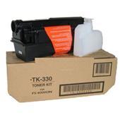 Kyocera TK-330 Original Black High Capacity Toner Cartridge