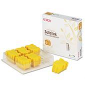 Xerox 108R00748 Original Yellow Ink Sticks (Pack Of 6)