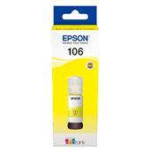 Epson 106 Yellow Original Ecotank Ink Bottle (C13T00R440)