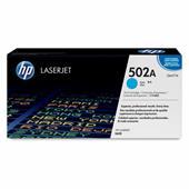 HP Colour LaserJet 502A Cyan Original Toner Cartridge with HP ColourSphere Toner (Q6471A)