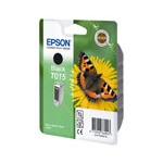 Epson T015 (T015401) Black Original Ink Cartridge (Butterfly)