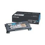 Lexmark C500H2CG Original Cyan High Capacity Toner Cartridge