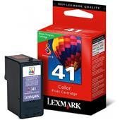 Lexmark No.41 Tri-Colour Original Return Programme Ink Cartridge (18Y0141E)