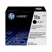 HP LaserJet Q6511X Black Original High Capacity Toner Cartridge with Smart Printing Technology