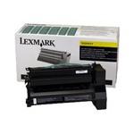 Lexmark 15G042Y Original Return-Program Yellow High Capacity Toner Cartridge