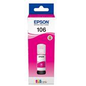 Epson 106 Magenta Original Ecotank Ink Bottle (C13T00R340)