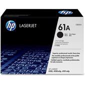 HP LaserJet C8061A Black Original Standard Capacity Print Cartridge with Smart Printing Technology