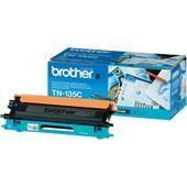 Brother TN135C Cyan Original High Capacity Toner Cartridge