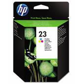 HP 23 Tri-Colour Original Inkjet Print Cartridge