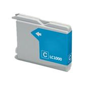Compatible Cyan Brother LC1000C Ink Cartridge