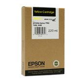 Epson T5674 (T567400) Yellow High Capacity Original Ink Cartridge