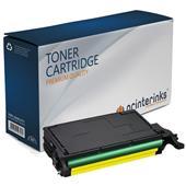 Compatible Yellow Samsung CLT-Y5082S Standard Capacity Toner Cartridge