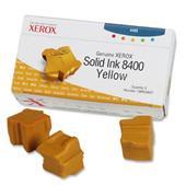 Xerox 108R00607 Original Yellow Wax Sticks (Pack of 3)