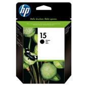 HP 15 Black Original Inkjet Print Cartridge