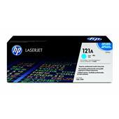 HP Colour LaserJet 121A Cyan Original Toner Cartridge with Smart Printing Technology (C9701A)