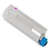 Compatible Magenta OKI 43324422 Toner Cartridge