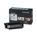 Lexmark 12A4715 Original High Capacity Return Program Toner Cartridge