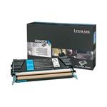 Lexmark C5242CH Original Cyan High Capacity Toner Cartridge