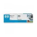 HP LaserJet C8543X Black Original High Capacity Print Cartridge with Smart Printing Technology
