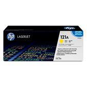 HP Colour LaserJet 121A Yellow Original Toner Cartridge with Smart Printing Technology (C9702A)
