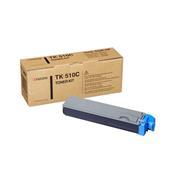 Kyocera TK-510C Original Cyan Toner Cartridge
