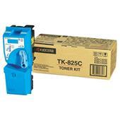 Kyocera TK-825C Original Cyan Toner Cartridge