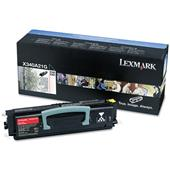 Lexmark X340A21G Black Original Toner Cartridge