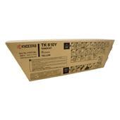 Kyocera TK-810Y Original Yellow Toner Kit