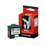 Lexmark No.17 Black Original Moderate Use Ink Cartridge