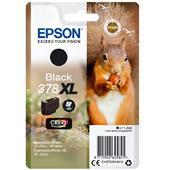 Epson 378XL Black Original Claria Photo HD High Capacity Ink Cartridge (Squirrel)