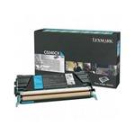 Lexmark C5340CX Original Cyan Extra High Yield Return Program Toner Cartridge