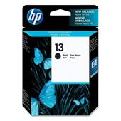 HP 13 Black Original Inkjet Cartridge