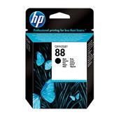 HP 88 Black Original Inkjet Cartridge with Vivera Inks