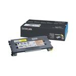 Lexmark C500S2YG Original Yellow Standard Capacity Toner Cartridge